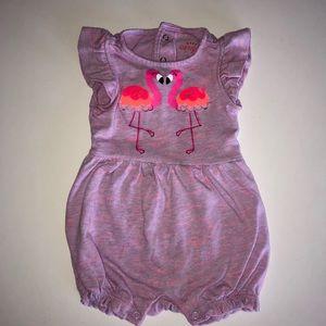 078c31db247e Cat   Jack One Pieces - Baby Girl flamingo romper